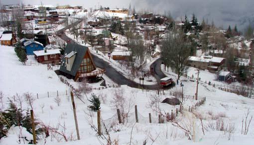 Cordilheira - Cidadela de Vale Nevado