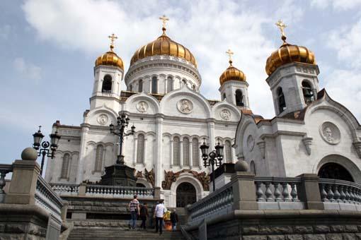Fachada da Catedral do Cristo Salvador/Foto de Renato Alves